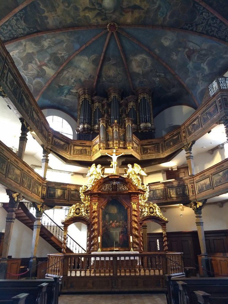 Dreifaltigkeitskirche Speyer, 2018.